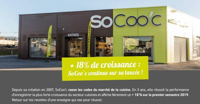 18 De Croissance Socoo C Continue Sur Sa Lancee Blog