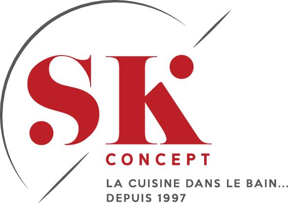 sk concept la cuisine dans le bain